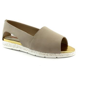 Schuhe Damen Sandalen / Sandaletten Frau FRA-E19-51G5-PA Beige
