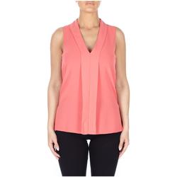 Kleidung Damen Tops / Blusen Jijil BLUSA corallo