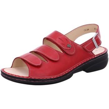 Schuhe Damen Sandalen / Sandaletten Finn Comfort Sandaletten SALONIKI 02557 604420 rot