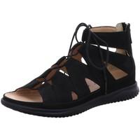 Schuhe Damen Sandalen / Sandaletten Hartjes Sandaletten 110332 schwarz