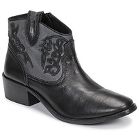 Schuhe Damen Low Boots Les Tropéziennes par M Belarbi AMELIE Schwarz