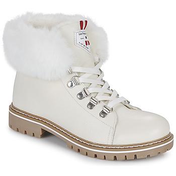 Schuhe Damen Boots Les Tropéziennes par M Belarbi LACEN Weiss