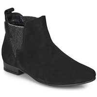 Schuhe Damen Boots Les Tropéziennes par M Belarbi PACO Schwarz