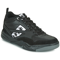 Schuhe Herren Sneaker Low Kappa BORIS Schwarz / Grau