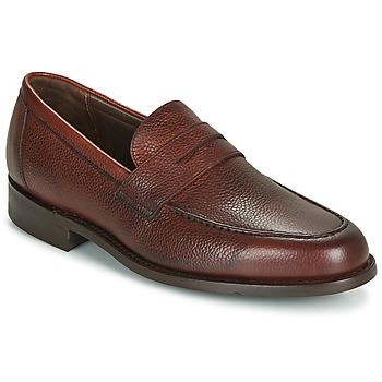 Schuhe Herren Slipper Barker JEVINGTON Bordeaux