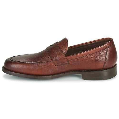 Barker Jevington Bordeaux - Kostenloser Versand | Schuhe Slipper Herren 38750