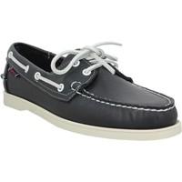 Schuhe Herren Bootsschuhe Sebago 121438 Blau