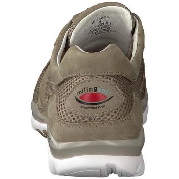 Gabor Schnuerschuhe  66.966.33 beige - Schuhe Sneaker Low Damen 10995