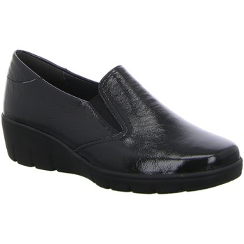 Schuhe Damen Slipper Semler Slipper H weite J7025051001-judith schwarz