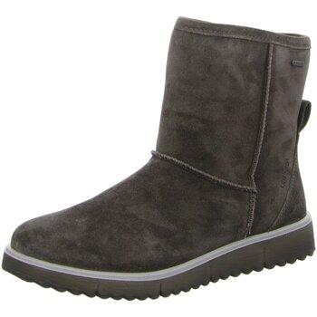 Schuhe Damen Schneestiefel Superfit Stiefeletten 1-00654-94 grau