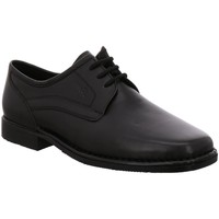 Schuhe Herren Derby-Schuhe Sioux Business Houston NOS-25142 schwarz