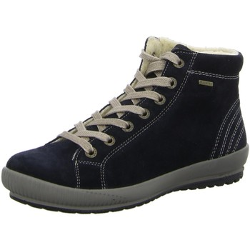 Schuhe Damen Schneestiefel Legero Stiefeletten 1-00619-80 blau