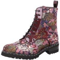 Schuhe Damen Boots Peter Kaiser Stiefeletten LESATELLA 08889850 rot