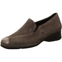Schuhe Damen Slipper Semler Komfort R1635-405-002 grau