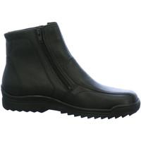 Schuhe Herren Boots Sioux Magnus 27030 schwarz
