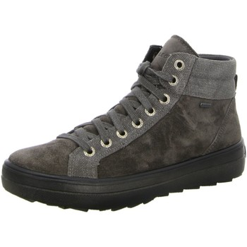 Schuhe Damen Boots Legero Stiefeletten 1-00634-94 grau