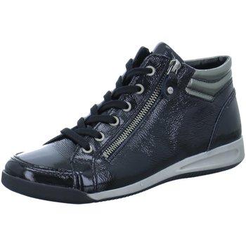 Schuhe Damen Sneaker High Ara Stiefeletten 12-44410-10 grau