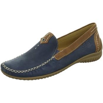 Schuhe Damen Slipper Diverse Slipper Florenz 090 66.090.46 blau