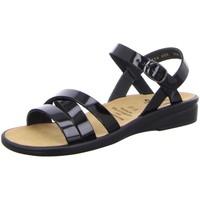 Schuhe Damen Sandalen / Sandaletten Ganter Sandaletten Sonnica 3-202814-0100 5-202814-0100 schwarz