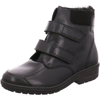 Schuhe Damen Boots Ganter Stiefeletten Kathy 6205391-0100 schwarz