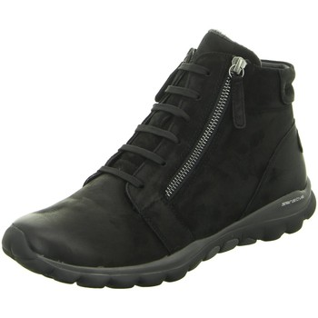 Schuhe Damen Boots Rollingsoft By Gabor Stiefeletten 36.968.47 schwarz