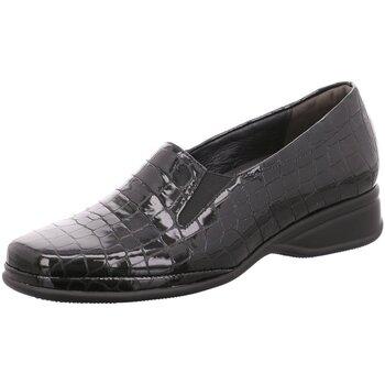 Schuhe Damen Slipper Semler Slipper R1645-060-001-Ria schwarz