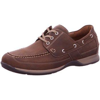 Schuhe Herren Derby-Schuhe & Richelieu Waldläufer Schnuerschuhe 526001158/026 026 braun