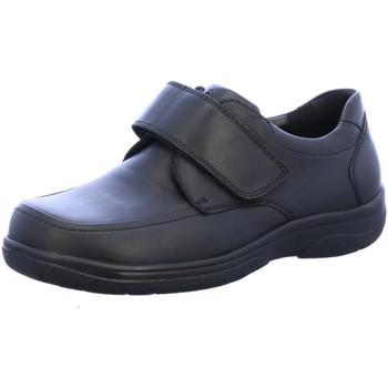 Schuhe Herren Slipper Waldläufer Slipper Ken 633301-174-001 schwarz