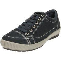 Schuhe Damen Sneaker Low Legero Schnuerschuhe schuhe LK \ TANARO 4.0 8-00820-81 blau