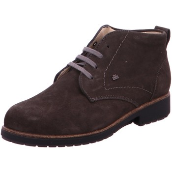 Schuhe Damen Boots Finn Comfort Stiefeletten CRANSTON 02232-427388 grau
