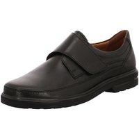 Schuhe Herren Slipper Sioux Slipper PARSIFAL 35421 schwarz