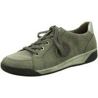 Schuhe Damen Derby-Schuhe & Richelieu Jenny By Ara Schnuerschuhe 22-64702-06 grau