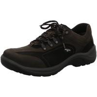 Schuhe Herren Fitness / Training Waldläufer Schnuerschuhe 3XDENVER MEMPHIS 415901-481/990 990 grau
