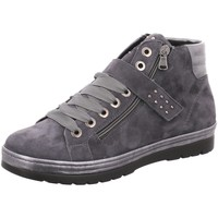 Schuhe Damen Boots Semler Stiefeletten Ruby R85353471860-Ruby grau