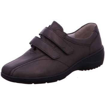 Schuhe Damen Slipper Waldläufer Slipper Kya 607302172-014 grau