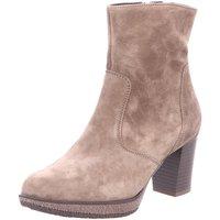 Schuhe Damen Low Boots Ara Stiefeletten BERGAMO 12-42550-65 grau