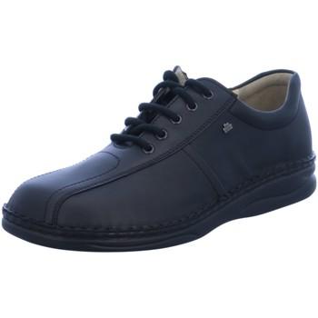 Schuhe Herren Derby-Schuhe & Richelieu Finn Comfort Schnuerschuhe 1101-062099 Dijon schwarz