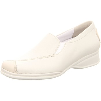 Schuhe Damen Slip on Semler Slipper RIA R1635-150-260 weiß