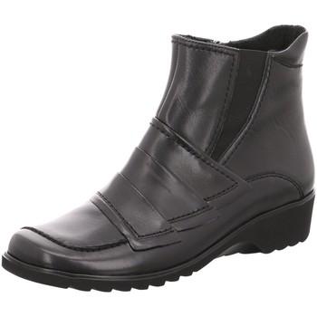 Schuhe Damen Boots Ara Stiefeletten NV 12-42758-68 schwarz