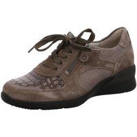 Schuhe Damen Derby-Schuhe & Richelieu Waldläufer Schnuerschuhe NV 912003 grau