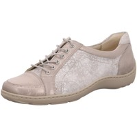 Schuhe Damen Derby-Schuhe & Richelieu Waldläufer Schnuerschuhe Schnürschuh 496005420/781 grau