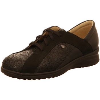 Schuhe Damen Derby-Schuhe & Richelieu Finn Comfort Schnuerschuhe Mineola 02238901665 schwarz