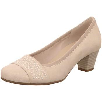 Schuhe Damen Pumps Gabor 85.482.61 beige