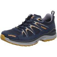 Schuhe Damen Fitness / Training Lowa Sportschuhe Innox Evo GTX Wanderschuhe 320616-6018 blau
