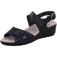 Schuhe Damen Sandalen / Sandaletten Semler Sandaletten R9045811/080 blau