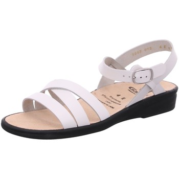 Schuhe Damen Sandalen / Sandaletten Ganter Sandaletten Sonnica 20/2811-0200 weiß