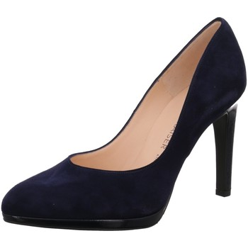 Schuhe Damen Pumps Peter Kaiser High 78911-732 blau