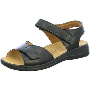 Schuhe Damen Sandalen / Sandaletten Ganter Sandaletten Monica 20/2591-0100 schwarz