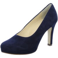 Schuhe Damen Pumps Paul Green Nachf.vo 2451 3 190 2834-423/4 blau