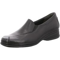 Schuhe Damen Slipper Semler Slipper R1635-118-001-Ria schwarz